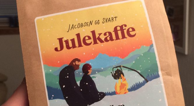 Jacobsen & Svart – Julekaffe