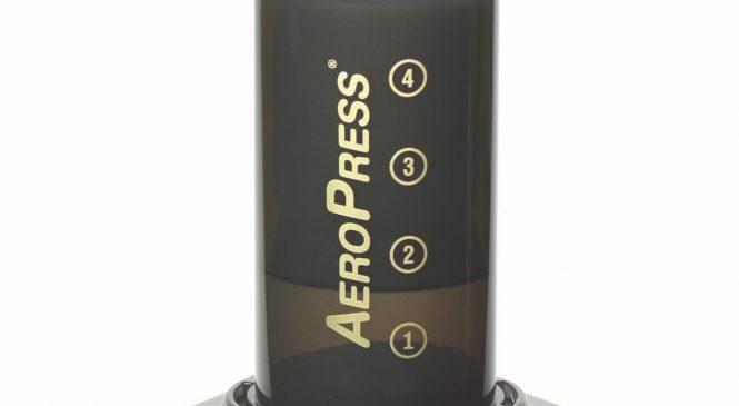 Oppdatert!! Tre til side AeroPress, SteepShot er på vei!