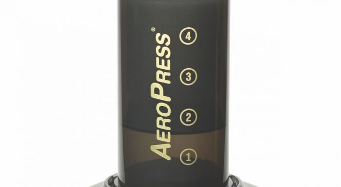 Step aside, AeroPress! SteepShot is the future!