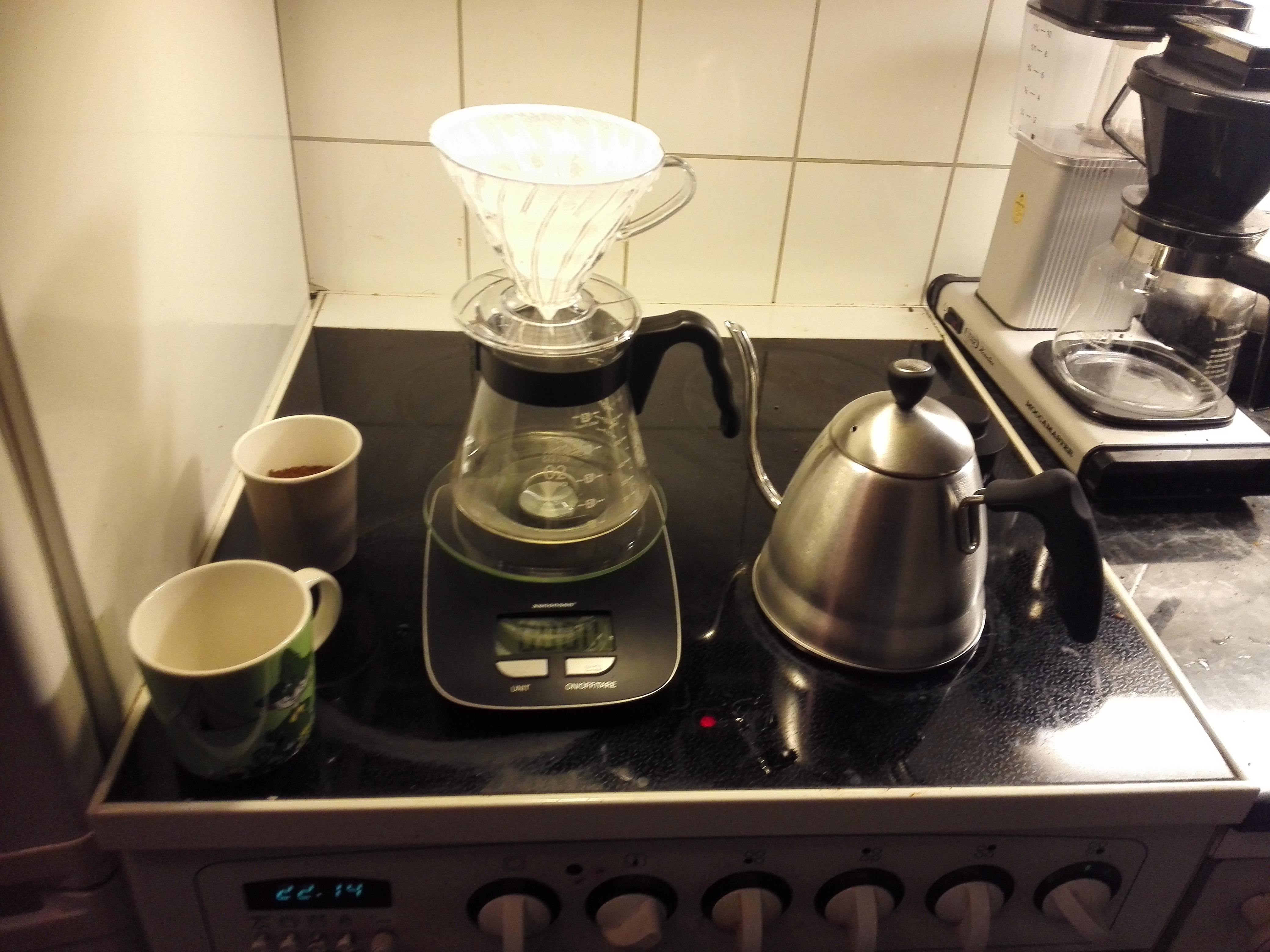 Kaffe forlenger livet