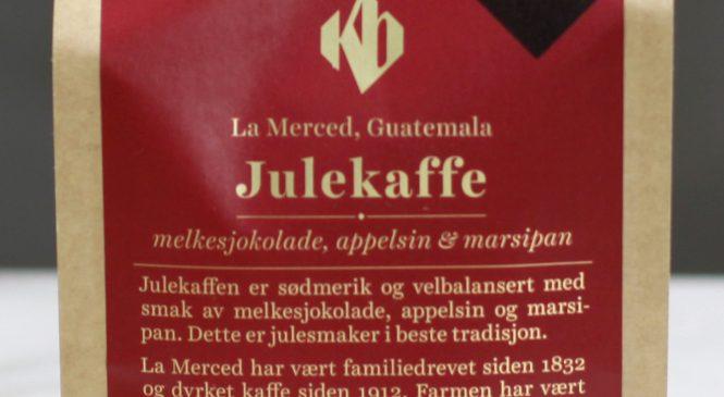 Kaffebrenneriet – La Merced Julekaffe
