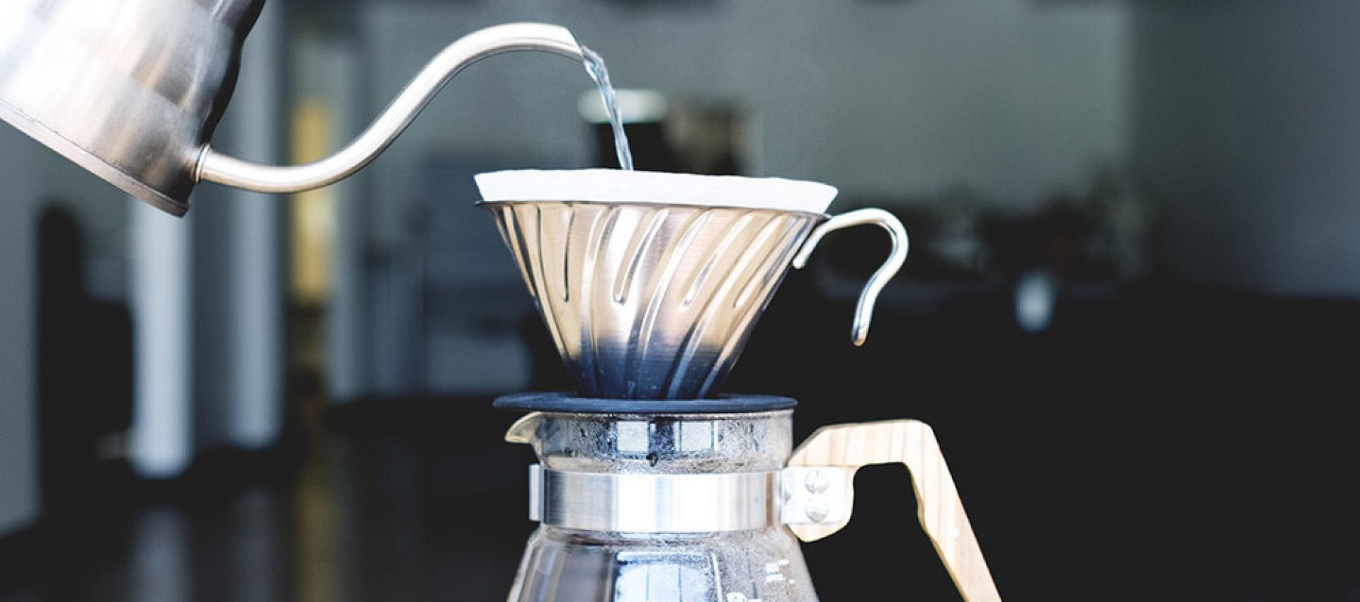 Three basic steps to making better coffee
