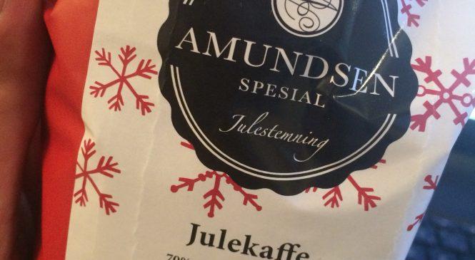 Amundsen Spesial Julekaffe