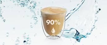 Blir man ikke dehydrert av å drikke kaffe da?