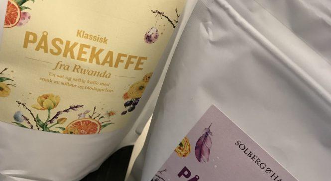 Kaffe til påske og påskekaffe