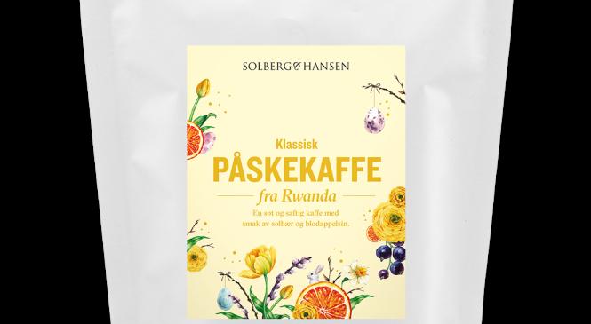 Solberg & Hansen – Klassisk Påskekaffe