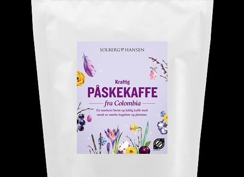 Solberg & Hansen Kraftig Påskekaffe