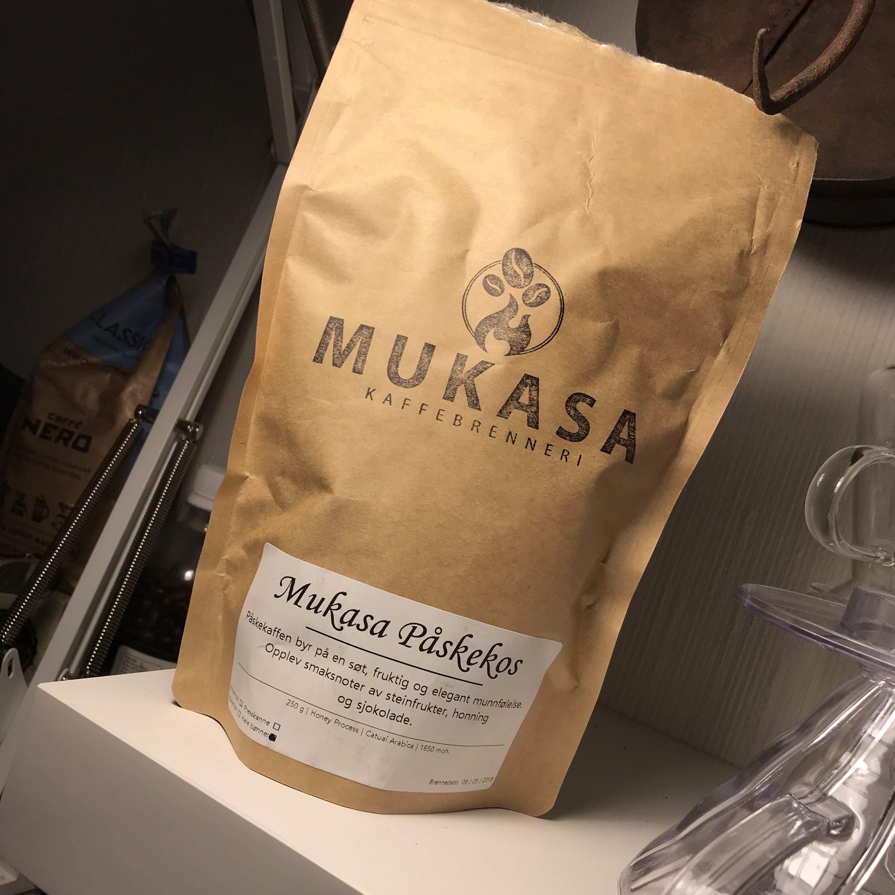 Mukasa Påskekos