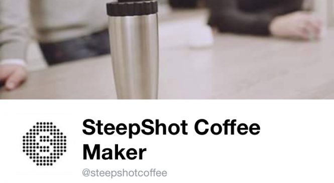SteepShot, ikke for sent!