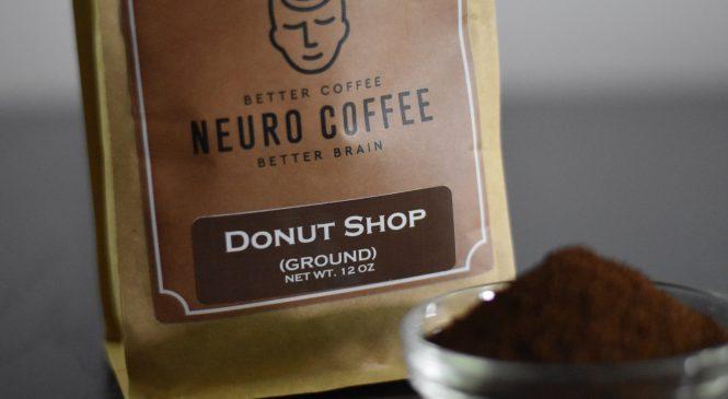 Hjerneboost kaffe?