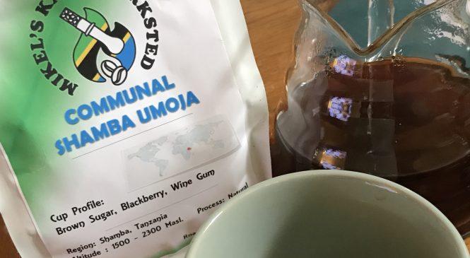 Mikel's Kaffeverksted – Shamba Umoja