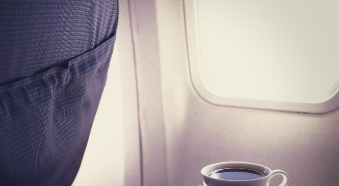 Flykaffe en dårlig idé?